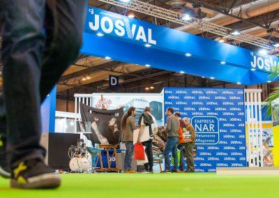Feria MOTORTEC MADRID 2017. Compresores JOSVAL