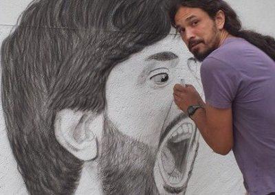 Mural Tapas