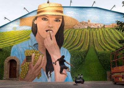 Mural de Salas Bajas