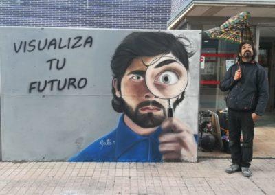 Mural Instituto Pico Frentes (Soria)