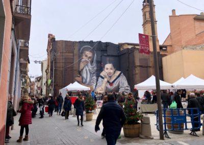 Mural Solar de los Misioneros  (Barbastro)