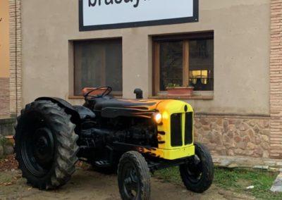 Tractor Brasa y Birra (Pozán de Vero)